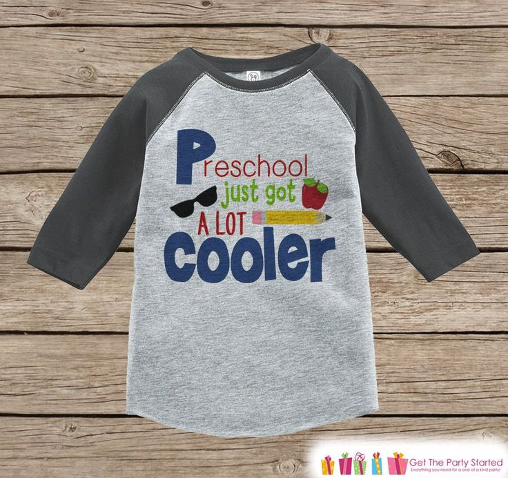This adorable outfit is perfect for your child's first day of school! Our graphics are professionally printed directly onto the fabric for bright and vibrant designs which will last. The colors will n