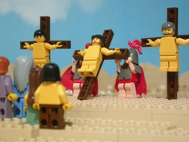 La Bible en Lego