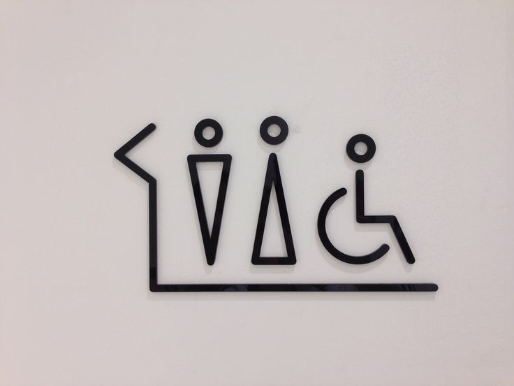 Toilet sign                                                                                                                                                                                 More