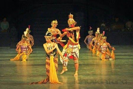 Sendra Tari Ramayana Prambanan 2