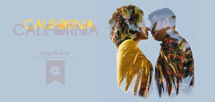 Engagement session in Los Angeles - California www.aberrazionicromatiche.com
