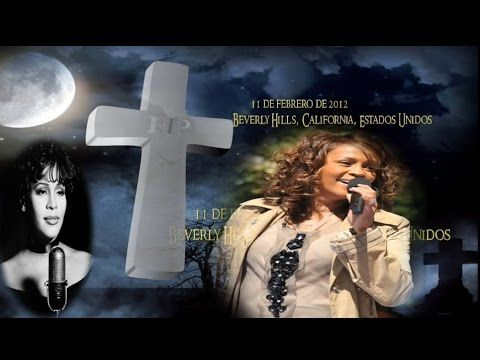 Whitney Houston Famosos Muertos 2012
