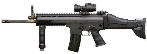 Огнестредбное оружие мира (18 фото)