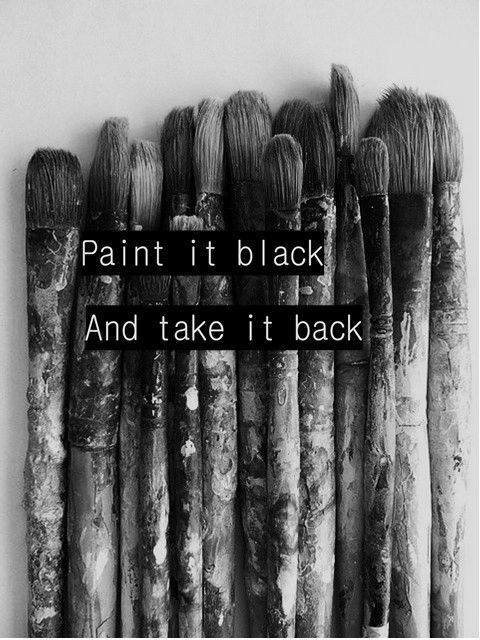 """Welcome to the Black Parade""- My Chemical Romance"