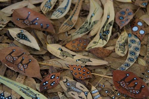 leaf art.: Leaves Inspiration, Dry Leaves, Pretty Leaves