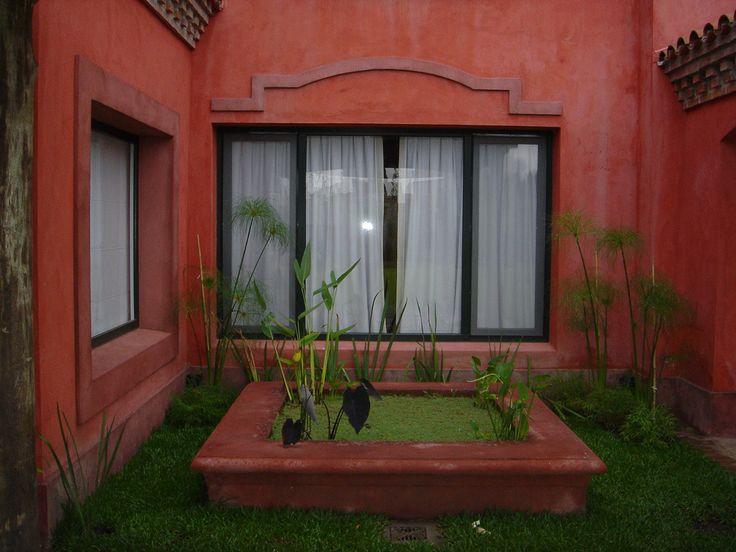 Arquitectura - Paisajismo - Ricardo Pereyra Iraola - Buenos Aires - Argentina - Estanque
