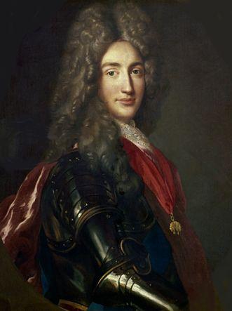 James FitzJames, 1st Duke of Berwick, 1st Duke of Fitz-James, 1st Duke of Liria and Jérica; illegitimate son of King James II and Arabella Churchill.