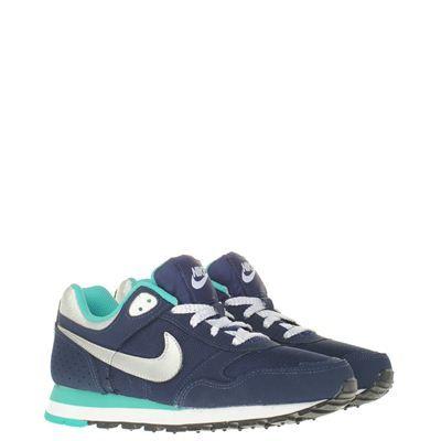 Nike meisjes sneakers blauw MD RUNNER