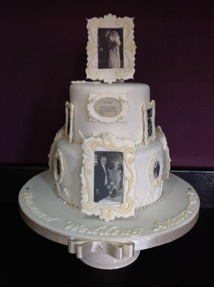 65 best Diamond wedding anniversary (60th) images on Pinterest ...