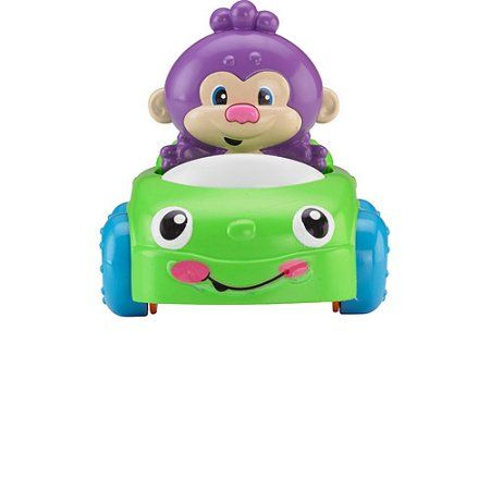 Fisher Price Laugh Amp Learn Monkey S Learning Car