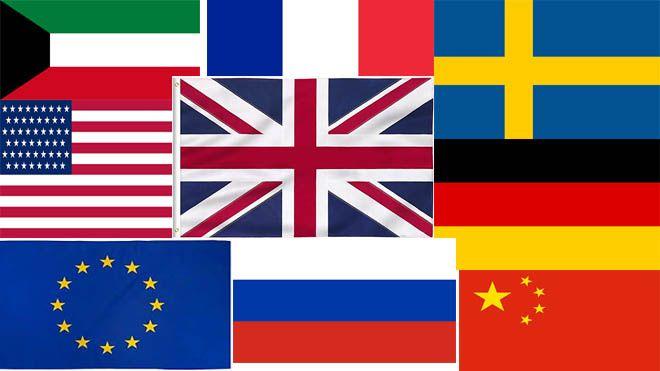 بيان مشترك حول الصراع في اليمن بيان مشترك صادر عن ألمانيا والكويت والسويد بريطانيا الاتحاد الأوروبي أمريكا