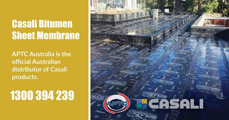 APTC Australia is the official Australian distributor of Casali products and has the technical ability to fully understand this specialised range, backed by outstanding and superior customer service and knowledge. Checkout New Casali Bitumen Sheet Membrane Products! #Casali #Waterproofing