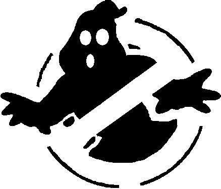 FANS OF GHOSTBUSTERS ARE GOING TO LOVE THIS PUMPKIN CARVING TEMPLATE FOR THIS HALLOWEEN - PERSONALLY I CAN'T THINK OF ANYTHING BETTER THAN T...