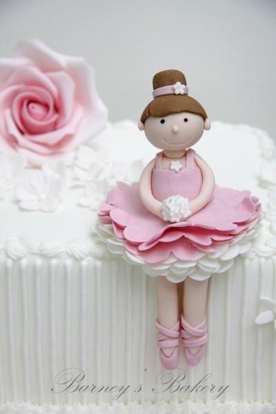 Barney's Bakery, Ballerina Cake, Cakes London