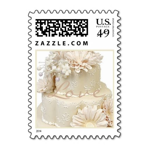Cream Daisy Wedding Cake Stamps It Is Really Great To Make Each