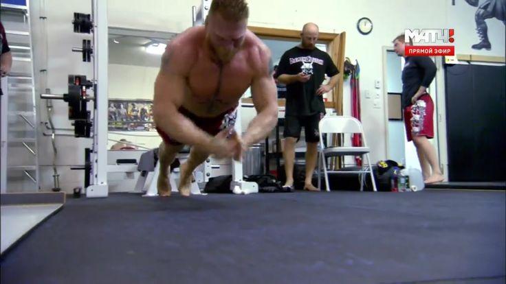 UFC 200: Брок Леснар - Марк Хант http://www.yourussian.ru/159265/ufc-200-брок-леснар-марк-хант/   Тяжелый вес: Брок Леснар - Марк Хант