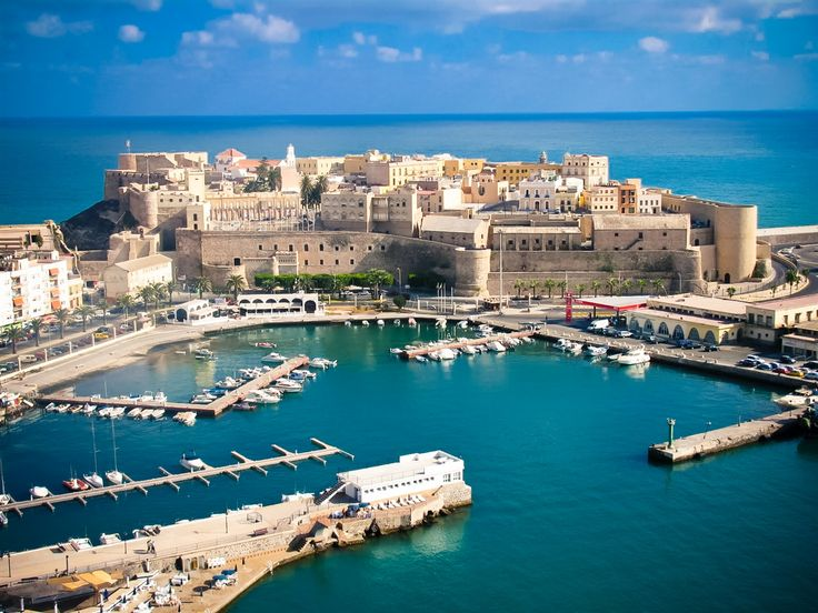 Melilla  -  Ceuta and Melilla are two small enclaves on the coast of Morocco. Despite seemingly being a part of Morocco, they actually belong to Spain.