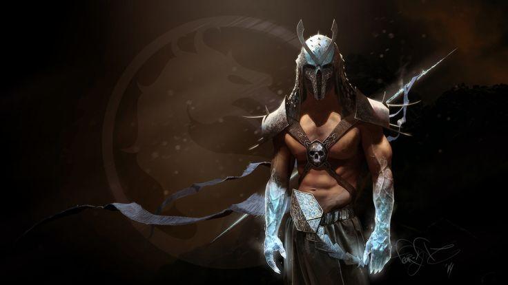 O artista Sergey Svistunov fez algumas artes de personagens de Mortal Kombat com um estilo mais realista e pós-apocalíptico, que