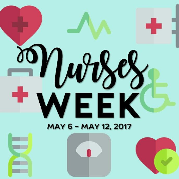 Show your appreciation for a hard working nurse or nursing student! Kick off Nurses Week 2017! Use coupon code: NWEEK17 at checkout!!