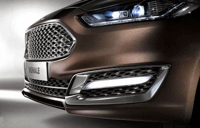 Cars & Life   Cars Fashion Lifestyle Blog: New Ford Mondeo Vignale   Luxury