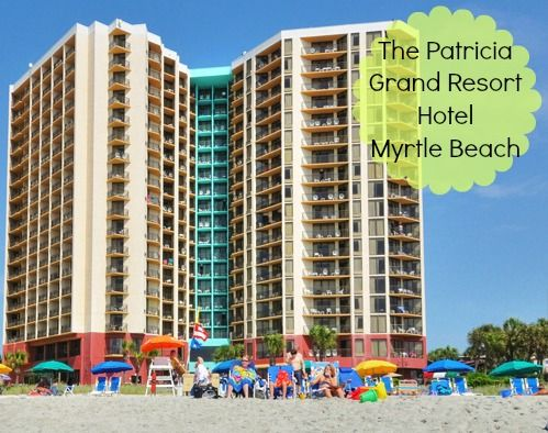 My Ocean View From The Patricia Grand Resort Hotel In Myrtle Beach HomeGrownTravels MyMyrtleBeach MyrFam Travel OceanaResorts