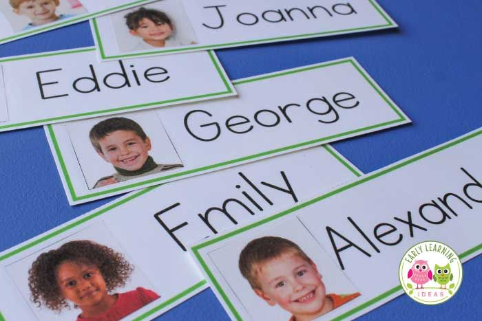 Name Cards Make Name Cards For Your Word Wall Word Wall Cards Word Wall Kindergarten Preschool Circle Time
