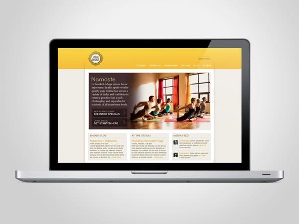 small site:  Internet Site, Web Design,  Website, Web Site, Timkamer Yogabhoga 09, Inspiration Graph Design Art, Bhoga Identity, Website Design, Tim Kamer