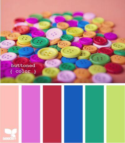 buttoned color