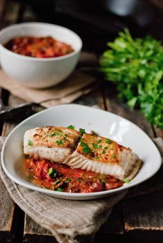 It's seldom that you'll find a slab of fish on your plate in my house. Not because I don't enjoy it, truly I do, but because finding sustainable, responsibly caught fish was a bit of a burdensome task...