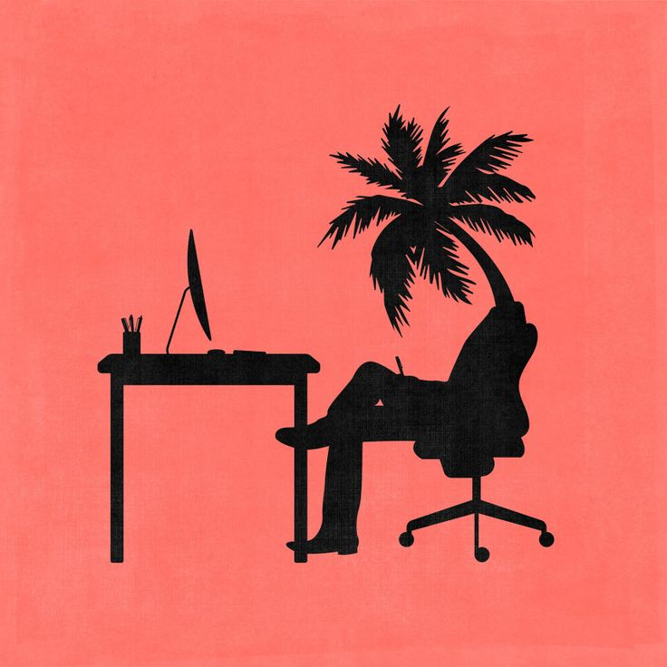 Mind on vacation © Benedetto Cristofani, all right reserved #illustration…