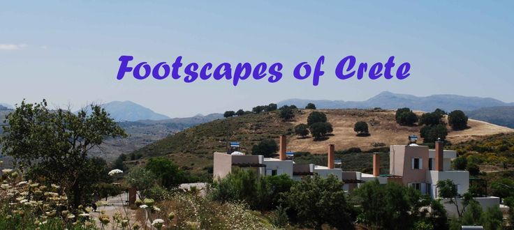Footscapes of Crete - Home