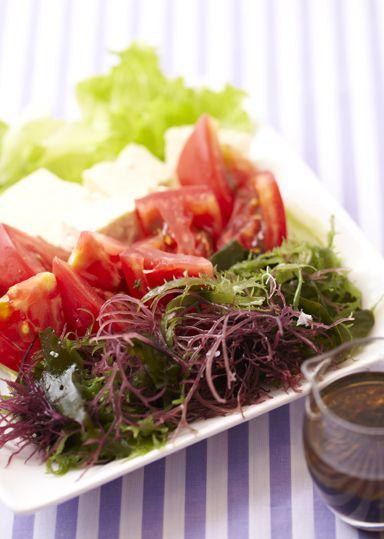 海草サラダ のレシピ・作り方 │ABCクッキングスタジオのレシピ | 料理教室・スクールならABCクッキングスタジオ