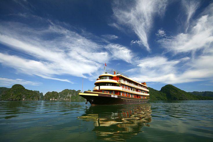 Halong Emotion- Deluxe #cruise