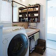 リノベーション/洗面所/サブウェイタイルに関連する他の写真