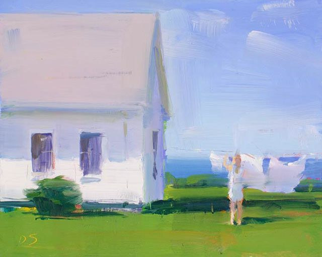 fairfield porter paintings - Google Search
