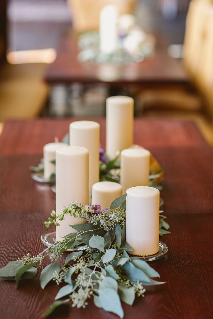 #candle Photography: Cluney Photo - www.cluneyphoto.com Read More: http://www.stylemepretty.com/northwest-weddings/2014/04/11/montanta-mountain-destination-wedding/