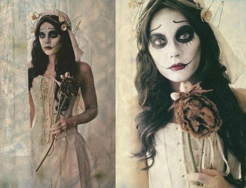 ¡Halloween! Novia de Halloween