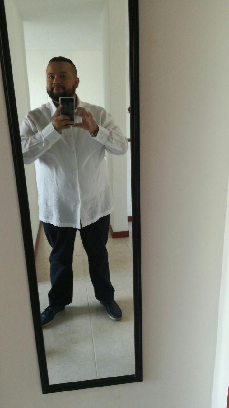 #guayabera #fatty #outfit #chubby