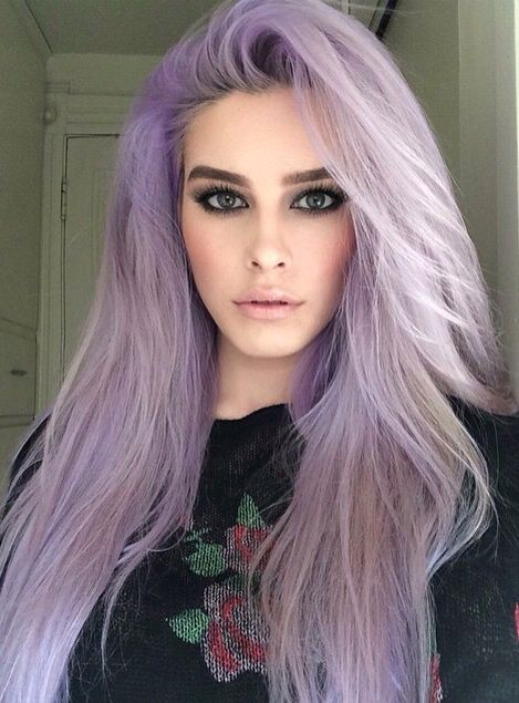 1000+ ideas about Light Purple Hair on Pinterest | Pastel ...