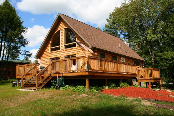 25 Best Ideas About Log Cabin Modular Homes On Pinterest