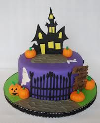 haunted house cake - Google leit