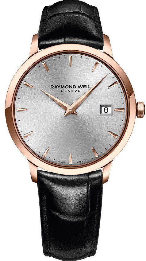 RAYMOND WEIL Genève Luxury Watch Toccata