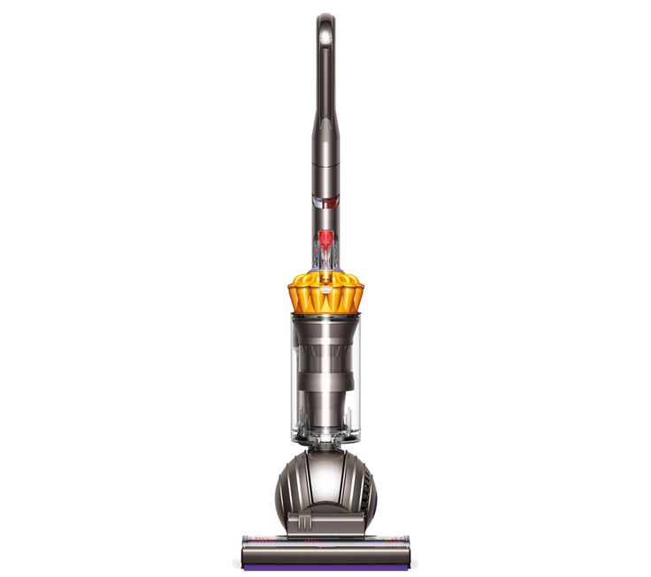 yellow dyson vacuum