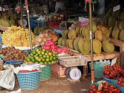 Fruitmarket, Chanthaburi
