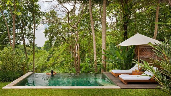 Java, Indonesia: Bali, Dream House, Garden, Pools