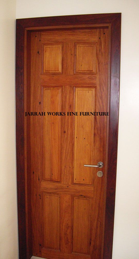 Internal Narra Panel Door