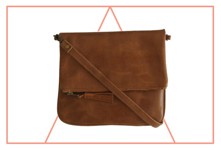 The Kuala Lumpur cross body sling bag in beautiful Waxy Tan is this years IT bag!  We defy you not to fall in love.