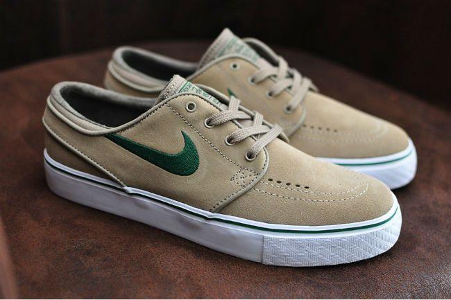 Nike Cortez Classic Vntg Khaki Gorge Green Sail