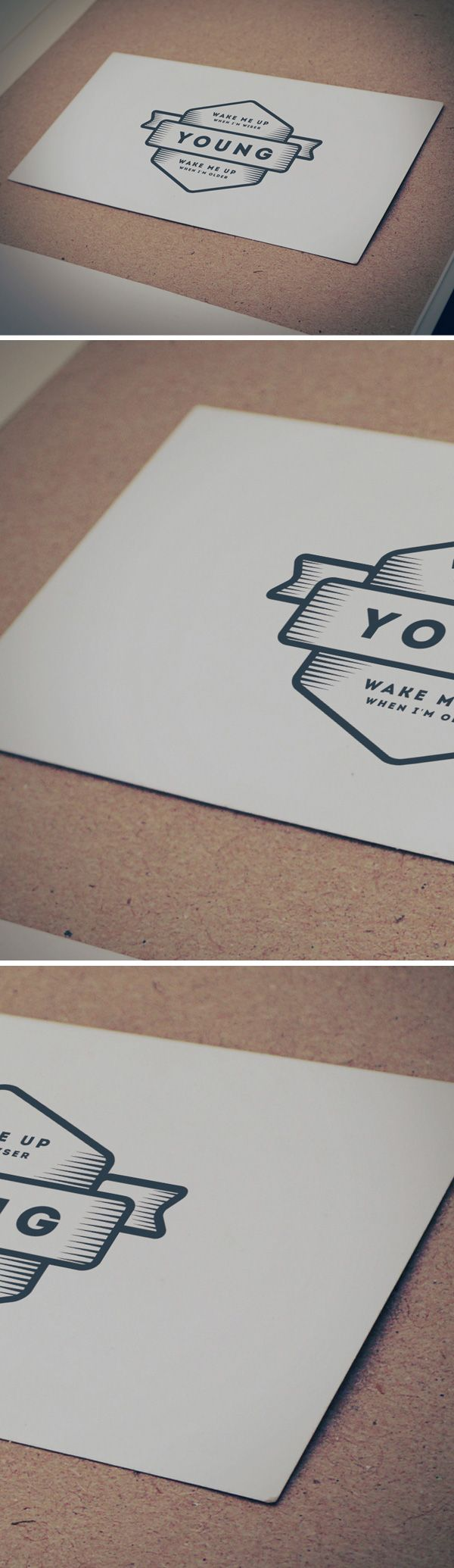 Vintage Logo #MockUp PSD | GraphicBurger Design may used in somewhere