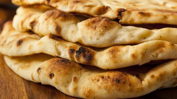 Leckeres Brot aus der Sendung Hoffmann gegen den Rest der Welt: Indien